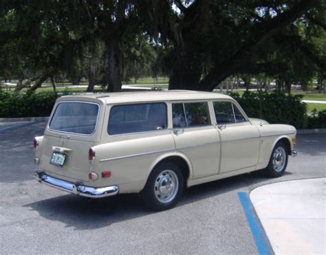 not but could be 68 volvo 122s wagon mint2me