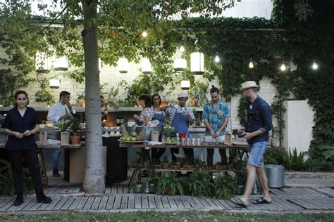 Gorgeous Garden Party with LZF Lamps Ems Designblogg