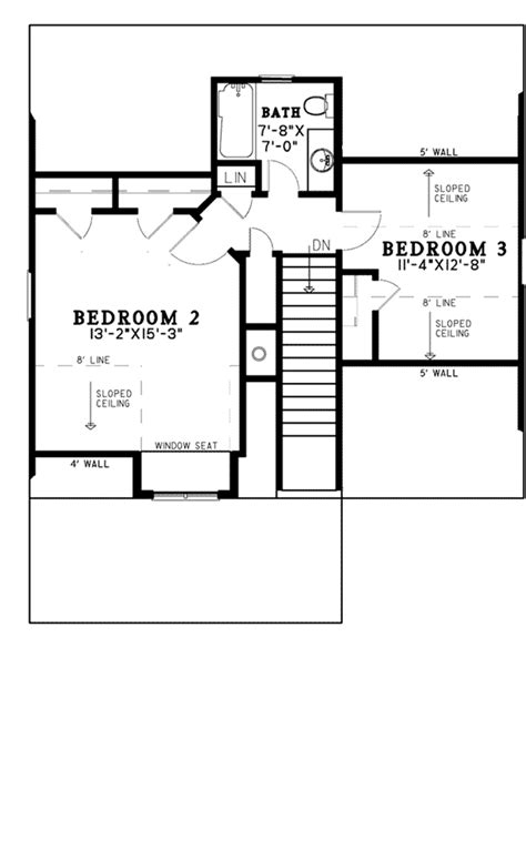 weekend cabin floor plans weekend retreat craftsman home plan 055d 0939 house