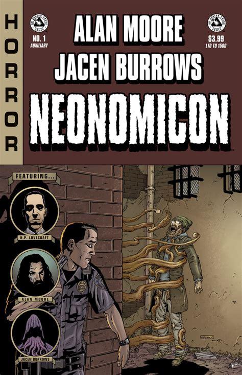 libro alan moores neonomicon avatar moore burrows signed sketched neonomicon set avatar press