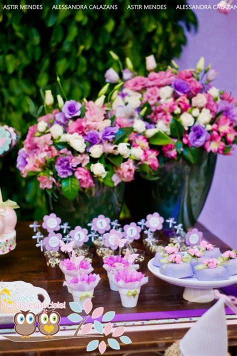 karas party ideas fairy garden themed st birthday party