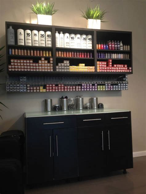 the color bar salon if i worked at a hair salon this is how ocd i
