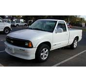 1997 Chevy S 10 Electric Left Front  Hooniverse