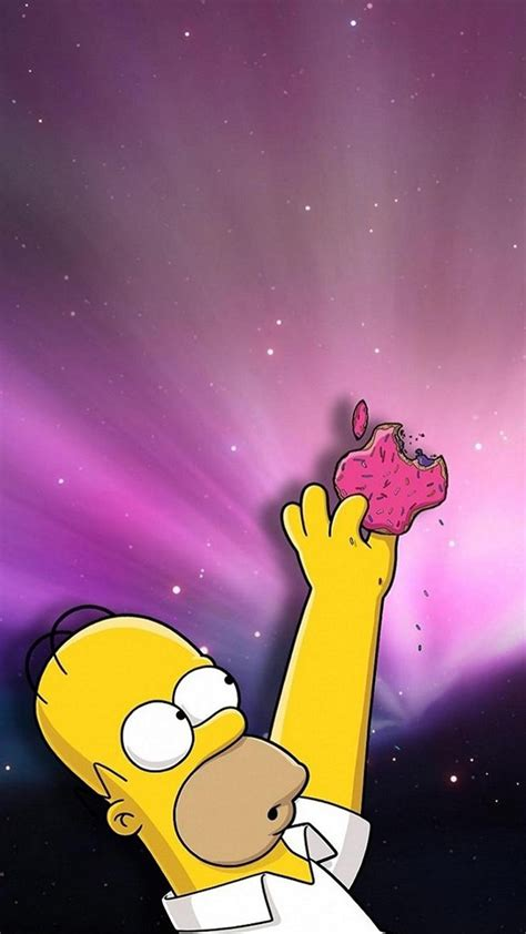 wallpaper iphone 6 simpsons 45 free hd quality cute iphone wallpapers background