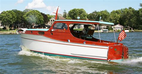 boarding ladder for xpress boat 1936 chris craft 28 wooden cabin cruiser for sale