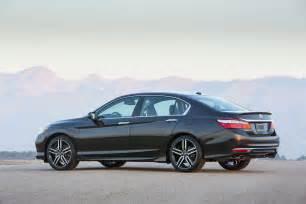Honda Accord Sport Vs Ex 2017 Honda Accord Adds Value Driven Sport Special Edition