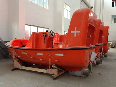 rescue boat engine 6 persons rescue boat with diesel engine from china hanyu