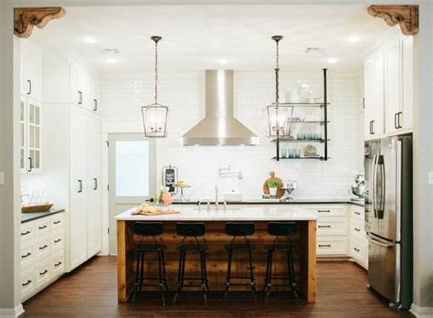 fixer upper kitchen lighting fixer upper season 3 chip and joanna gaines renovation