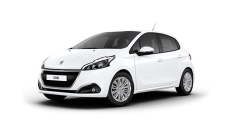 peugeot car prices peugeot 208 car showroom small car prices and trims