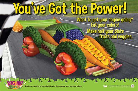 USDA Helps Make Nutrition Education Fun For Kids   USDA