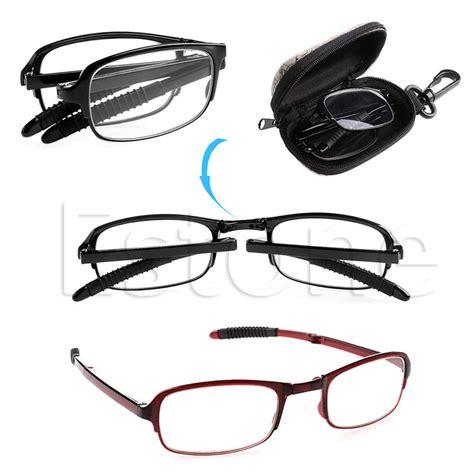 unisex foldable reading glasses folded hanging 1 1 5 2