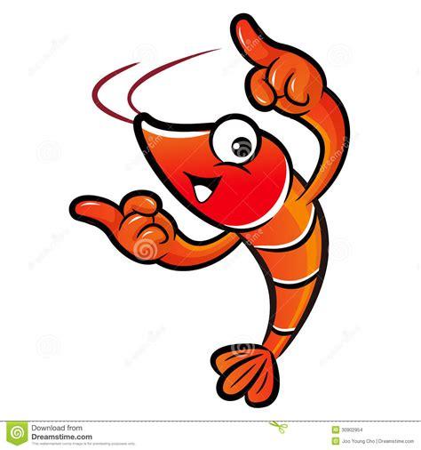 shrimp clip shrimp mascot the direction of clipart panda free