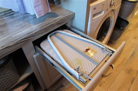 pull out ironing board cabinet ironing board cabinet essentials and styling