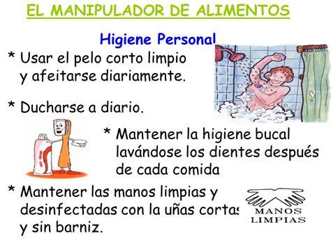 www manipulador de alimentos es el manipulador de alimentos ppt descargar