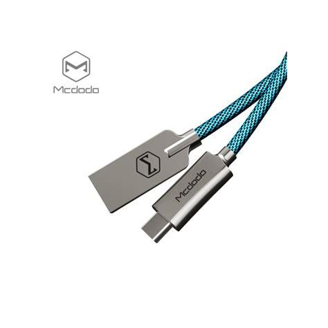 Kabel Macbook Pro mcdodo usb kabel s usb c konektorem pro apple macbook 1 5m modro st蝎 237 brn 253 appleking cz