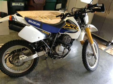 Suzuki 350 Motorcycle Excellent 1999 Suzuki Dr 350 Motorcycle 184 For Sale On