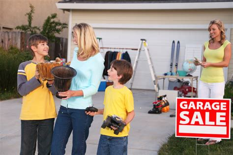 How To Host A Successful Garage Sale by How To Host A Successful Garage Sale Solutions You Trust