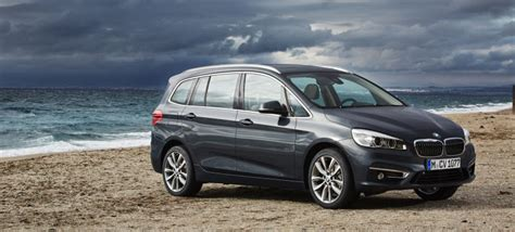 bmw minivan 2016 bmw 2 series gran tourer meet bmw s new mini minivan