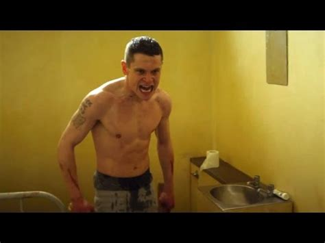 starred up film youtube quot stand off quot starred up movie clip youtube