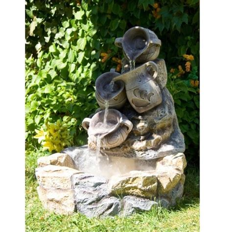 fontane da giardino obi fontanelle da giardino fontane modelli di fontanelle