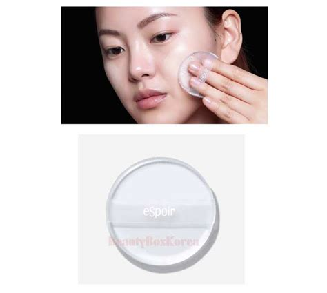 Espoir Silicon Sponge Spons Makeup Silikon box korea espoir pro tools tight touch silicon