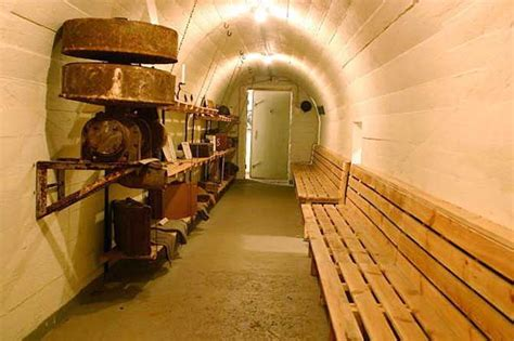 underground safe room air raid shelters a thing of the now