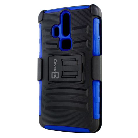 Rugged Cell Phone Holster by Rugged Belt Clip Holster Phone Combo Protective Cover