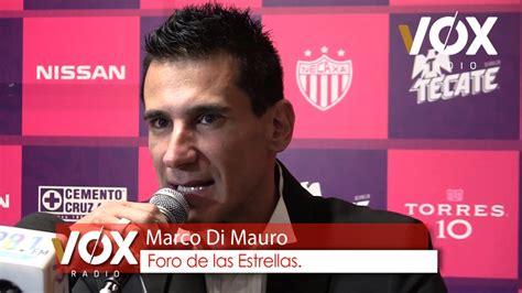 Mauro De Marco by Marco Di Mauro En Aguascalientes 2017