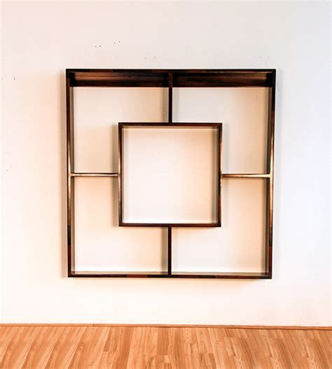 decorative wall rack