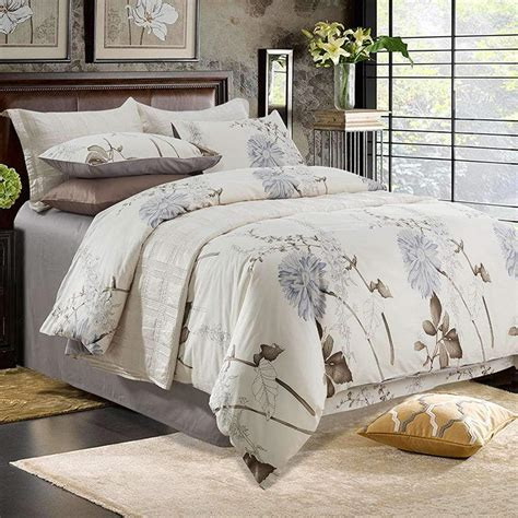 elegant daisy country style bedding set queen king size