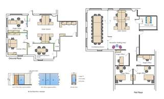 Office Space Planner office layout and planning in everything from cabling to office