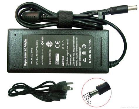 Adaptor Laptop Samsung laptop adapter samsung 19v 4 74a gm xxxyyy xve china power adaptor power supply