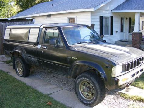 Toyota 22r For Sale Buy Used 1982 Toyota 4x4 Tacoma 5 Speed Up Truck 22r