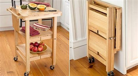 folding kitchen island home design garden