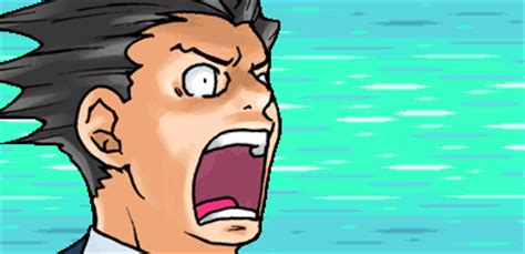 Phoenix Wright Kink Meme - image 892920 reaction images know your meme