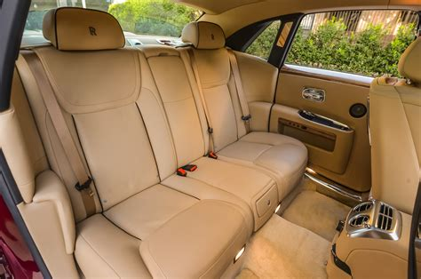 rolls royce ghost rear interior 2015 rolls royce ghost series ii drive photo gallery