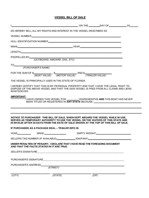 boat bill of sale mn boat bill of sale form 19 free templates in pdf word