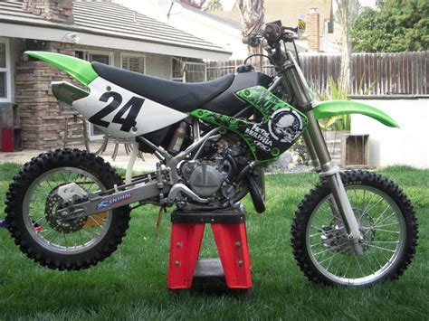 2008 Kawasaki Kx 85 Dirt Bike For Sale On 2040 Motos
