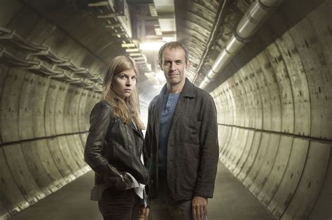 The Tunnel 2016 the tunnel pbs debuts crime series in june canceled tv shows tv series finale