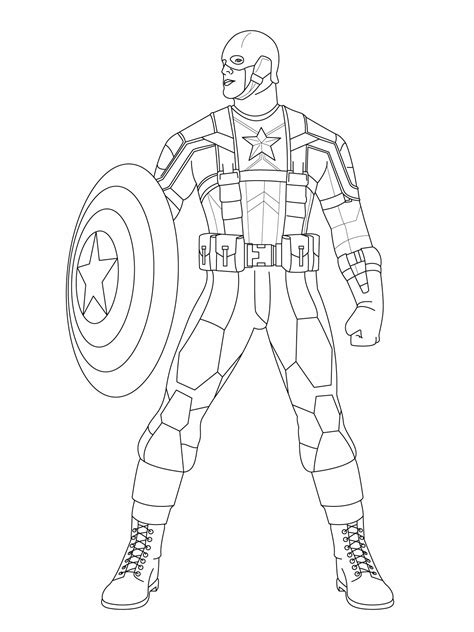 avengers coloring pages games 10 coloring pages of captain america first avengers fun