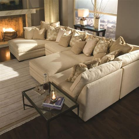 couch u u shaped sectional sofa with chaise best 25 u shaped