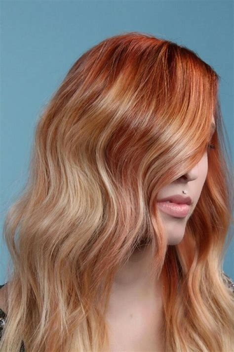 strawberry blonde hair formulas 400 curated hair ideas by carrie7848 rose gold ombre
