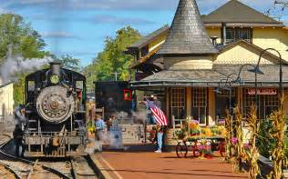 best towns in america s best towns for halloween travel leisure
