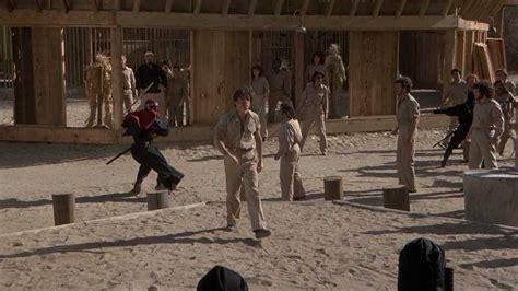film ninja chuck norris the octagon the drunken odyssey