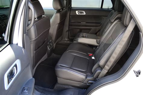 2014 ford explorer with captain seats ford explorer sport captains chairs which three row suvs