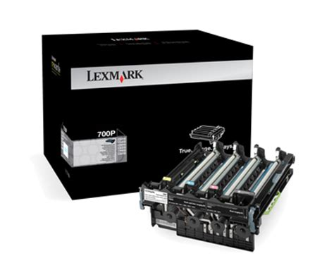 Maintenance Unit Printer genuine lexmark 70c0p00 photoconductor unit