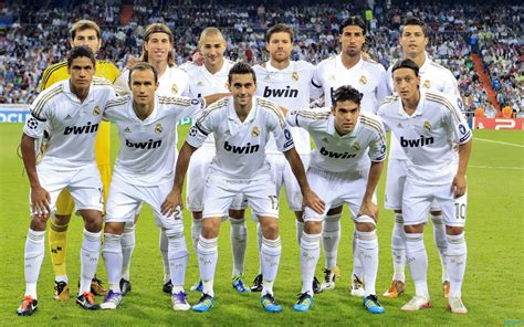 real madrid real madrid pictures players and videos football 2013