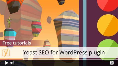free tutorial on wordpress yoast seo for wordpress training tools import export tab