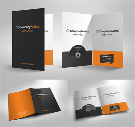 presentation psd template 30 outstanding mockup templates for folder designs