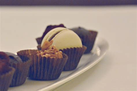 Handcrafted Chocolates - gourmet dining in warsaw la rotisserie travel greece